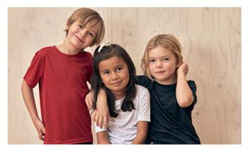 Camisetas Niño baratas  personalizadas