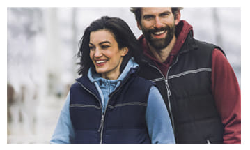Chalecos Unisex baratos  personalizados
