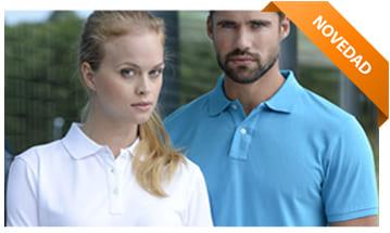 Polos Unisex baratos personalizados
