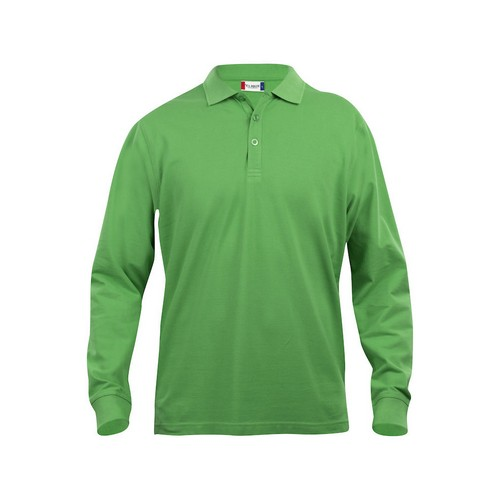 POLO MANGA LARGA CLASSIC LINCOLN COLOR HOMBRE CLIQUE REF 028245
