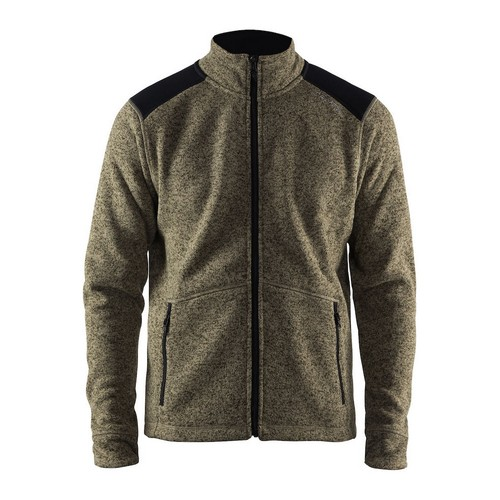 CHAQUETA PUNTO NOBLE ZIP HEAVY KNIT FLEECE HOMBRE CRAFT REF 1904587