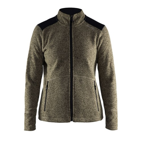 COMPRAR CHAQUETA PUNTO NOBLE ZIP JACKET HEAVY KNIT FLEECE MUJER REF 1904588 CRAFT