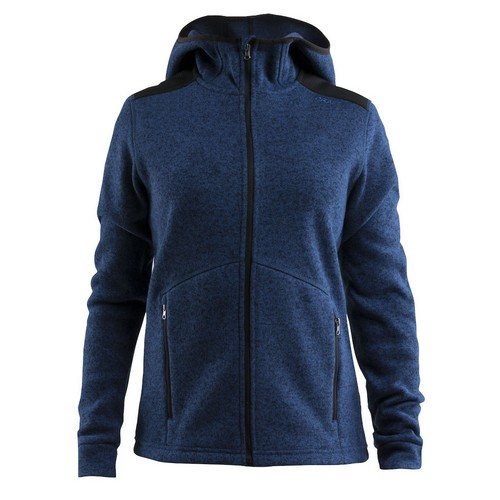 CHAQUETA PUNTO NOBLE HOOD JACKET MUJER CRAFT REF 1906283