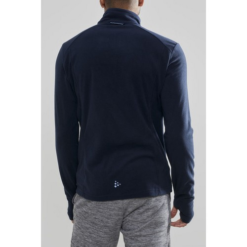 CHAQUETA PERCHADA CASUAL FLEECE M HOMBRE CRAFT REF 1907219