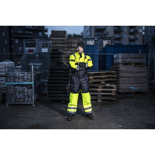 COMPRAR COVERALL PADDED EN ISO 20471 CLASE 3 HOMBRE REF 646202 PROJOB