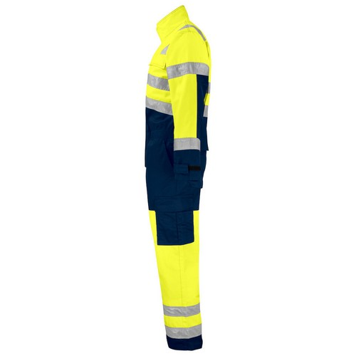 COVERALL EN ISO 20471 CLASE 3 HOMBRE PROJOB REF 646203