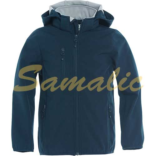 CHAQUETA BASIC SOFTSHELL JACKET JUNIOR JUNIOR CLIQUE REF 020909