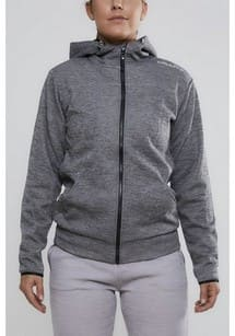 COMPRAR CHAQUETA LEISURE FULL ZIP HOOD MUJER REF 1901693 CRAFT