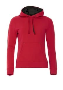 SUDADERA MUJER CLASSIC HOODY CLIQUE REF 021042