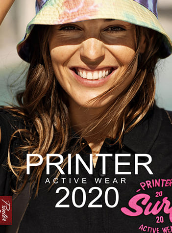 Catálogo 2020 - 2021 Printer Active